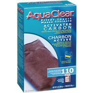 AquaClear Activated Carbon Filter Insert, Size 110