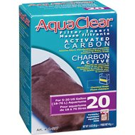 AquaClear Mini Activated Carbon Filter Insert, Size 20