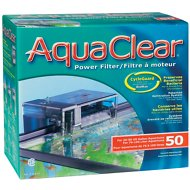 AquaClear CycleGuard Power Filter, Size 50