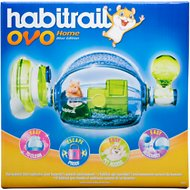 Habitrail OVO Hamster Home, Blue