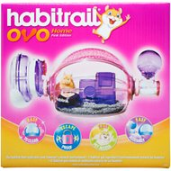 Habitrail OVO Hamster Home, Pink