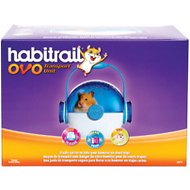 Habitrail OVO Hamster Transport Unit, Blue
