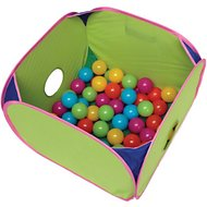 Marshall Pop-N-Play Ferret Ball Pit Toy, 10.5-in