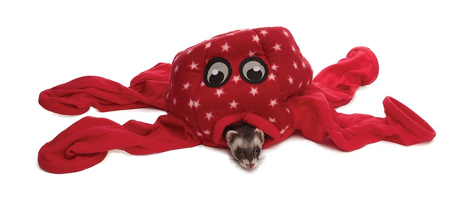 marshall-octo-play-ferret-hideout-toy,-115-in by marshall
