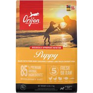Orijen Puppy Grain-Free Dry Dog Food, 4.5-lb bag