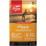 Orijen Puppy Grain-Free Dry Dog Food, 25-lb bag