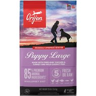 Orijen Puppy Large Breed Grain-Free Dry Dog Food, 25-lb bag
