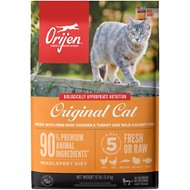 Orijen Cat & Kitten Grain-Free Dry Cat Food, 12-lb bag