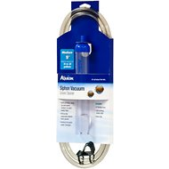 Aqueon Siphon Vacuum Aquarium Gravel Cleaner, Medium, 9-in