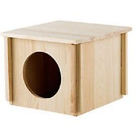 Kaytee Chinchilla Hut Hideout, 7.75-inch