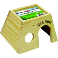 Kaytee Woodland Get-A-Way Rabbit House, X-Large