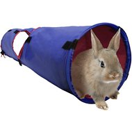 Living World Assorted Colors Small Animal Tunnel, Large