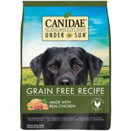 Under the Sun Grain-Free Adult Chicken Recipe Dry Dog Food, 25-lb bag