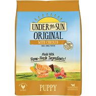 Under the Sun Original Puppy Chicken Recipe Dry Dog Food, 12-lb bag