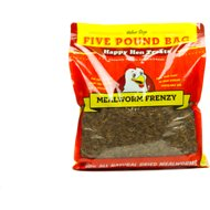 Happy Hen Treats Mealworm Frenzy Treats for Chickens, 5-lb bag