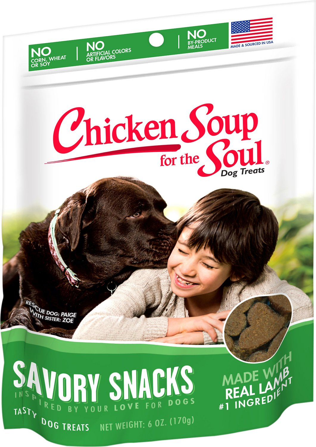 Chicken Soup For The Soul Dog Treats