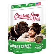Chicken Soup for the Soul Savory Snacks Lamb Dog Treats, 6-oz bag