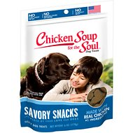 Chicken Soup for the Soul Savory Snacks Chicken Dog Treats, 6-oz bag