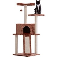 Frisco 52-in Cat Tree, Brown