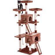 Frisco 72-in Cat Tree, Brown