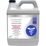 Veterinary Formula Clinical Care Antiseborrheic & Antidandruff Medicated Shampoo, 1-gal bottle