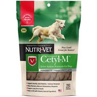 Response Products Cetyl M Joint and Immune Support with Cetyl Myristoleate Dog Chews, 110 count