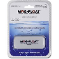 Mag-Float Glass Floating Magnetic Aquarium Cleaner, Medium