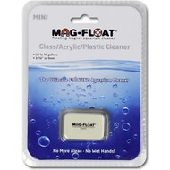 Mag-Float Glass, Acrylic & Plastic Floating Magnetic Aquarium Cleaner, Mini