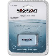 Mag-Float Acrylic Floating Magnetic Aquarium Cleaner, Small