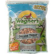 Wagner's Deluxe Treat Wild Bird Food, 4-lb bag