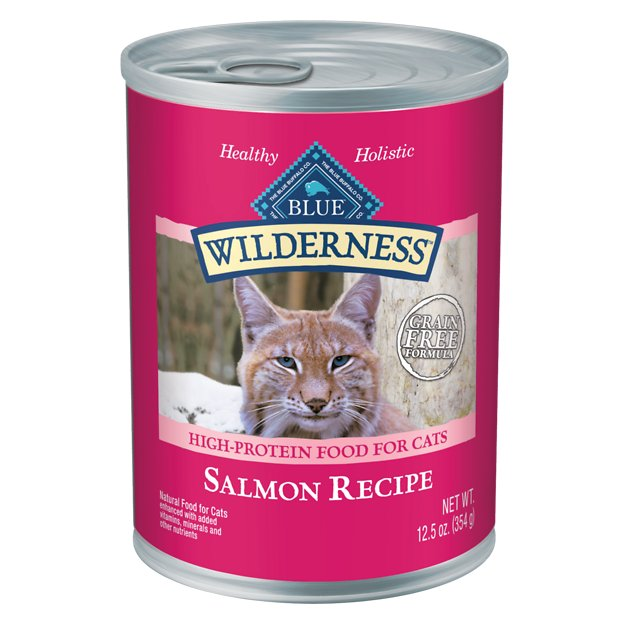 Blue Buffalo Grain Free Salmon Cat Food