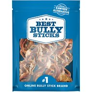 "Best Bully Sticks Curly 10"" Bully Sticks Dog Treats, 12 count"
