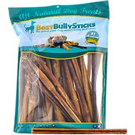 "Best Bully Sticks Thick Supreme 12"" Bully Sticks Dog Treats, 25 count"