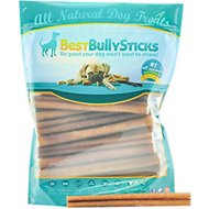 "Best Bully Sticks Supreme 6"" Bully Sticks Dog Treats, 25 count"