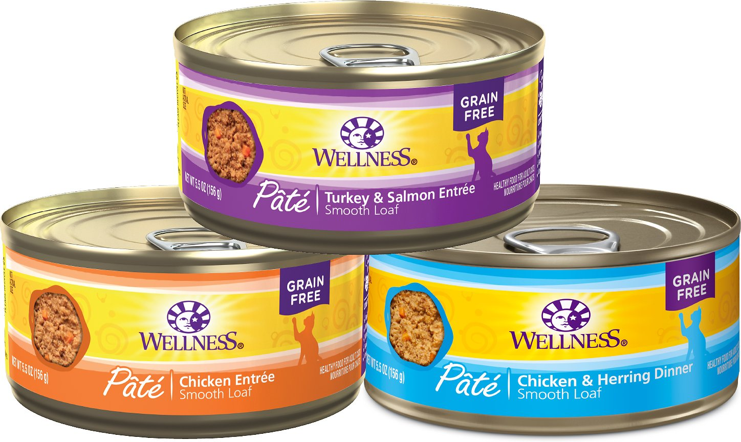 Wellness Complete Health Poultry Lovers Variety Pack Grain