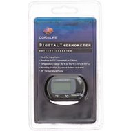 Coralife Battery Operated Digital Thermometer for Aquariums