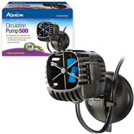 Aqueon Circulation Pump for Freshwater & Saltwater Aquariums, Size 500