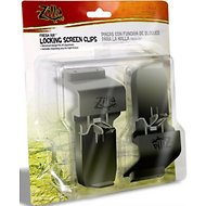 Zilla Fresh Air Locking Screen Clips for Terrariums, 2 count