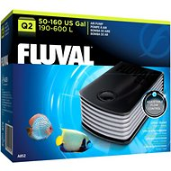 Fluval Air Pump for Aquariums, Size Q2
