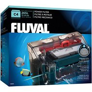 Fluval Aquarium Power Filter, Size C4