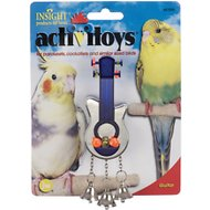 JW Pet Activitoy Birdie Guitar Toy, Small/Medium