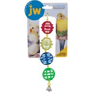 JW Pet Activitoy Birdie Lattice Chain Toy, Small/Medium