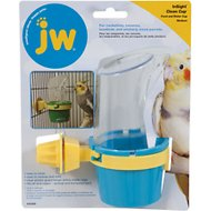 JW Pet InSight Clean Cup Bird Feed & Water Cup, Medium