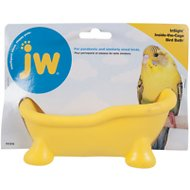 JW Pet InSight Inside the Cage Bird Bath, Regular