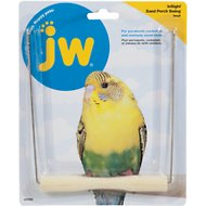 JW Pet InSight Sand Bird Perch Swing, Small