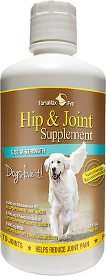 7. TerraMax Pro Extra Strength Dog Hip & Joint Supplement