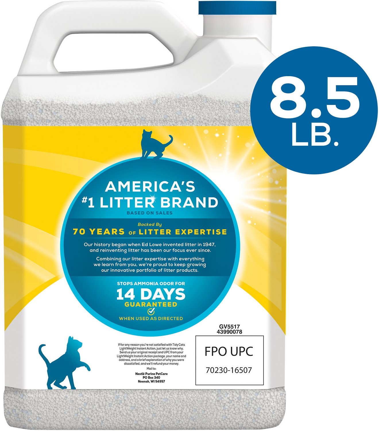 Tidy Cats Lightweight Instant Action Clumping Cat Litter