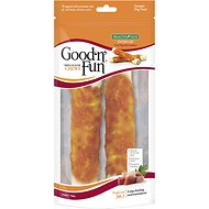 Good 'n' Fun Triple Flavor Chews with  Beef, Pork & Chicken Rolls Dog Chews, 2 count