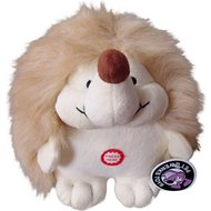 Pet Qwerks Hedgehog Plush Dog Toy, Small
