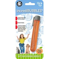 Pet Qwerks Incredibubbles for Dogs & Cats, Peach